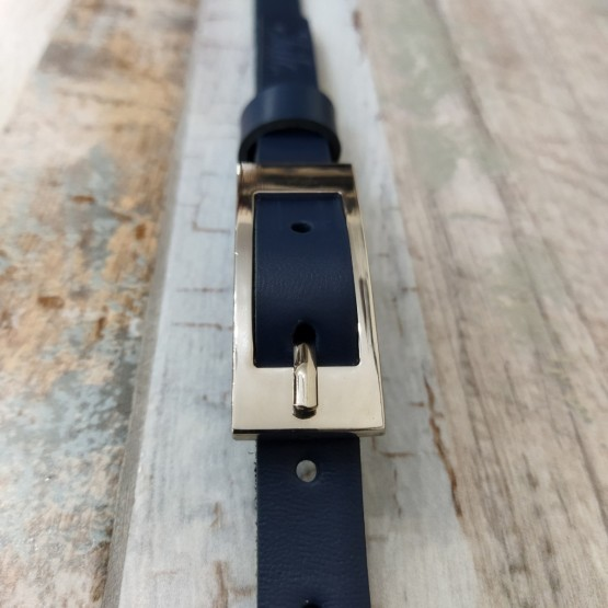 Ремень синий 15 мм